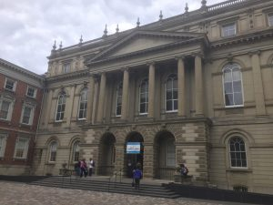 Osgoode Hall in May 2017