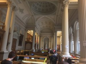 The Great Library at Osgoode Hall in May 2017