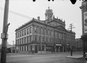St. Lawrence Hall in 1897. Courtesy of Toronto Public Library.